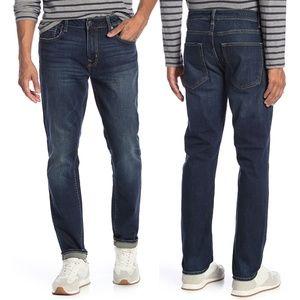 Vigoss Mick 330 Slim Fit Stretch Denim Blue Jeans